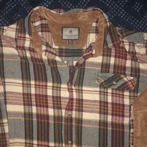 Other - Men's Flannel 3XL